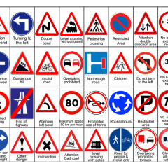road signs1